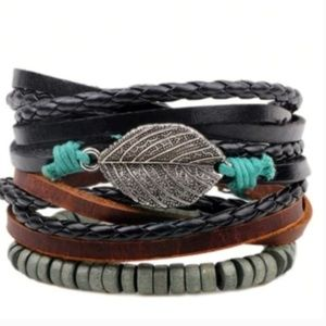 New! Women's Multi-Layered Boho Bracelet